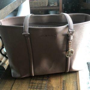 Michael Kors lap top bag gently used